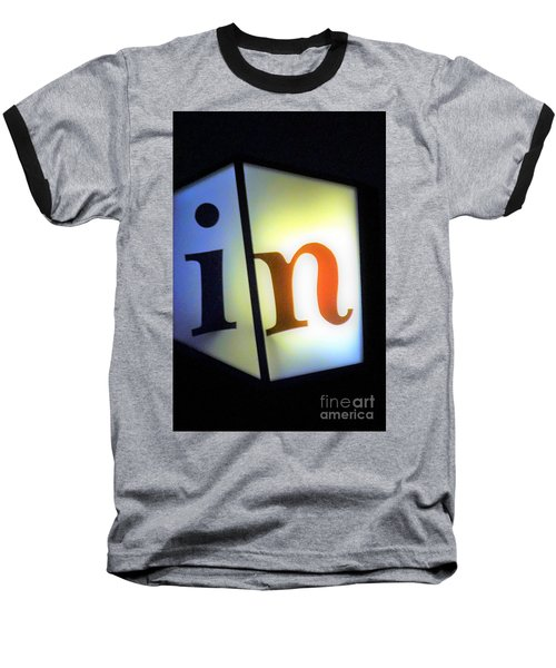 In1 Baseball T-Shirt