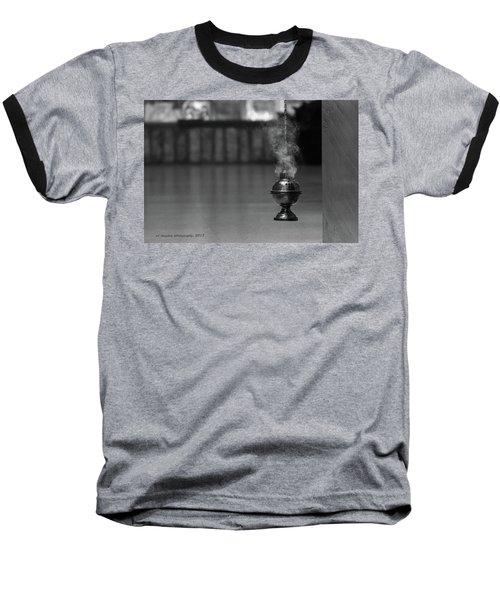 Incense Baseball T-Shirt
