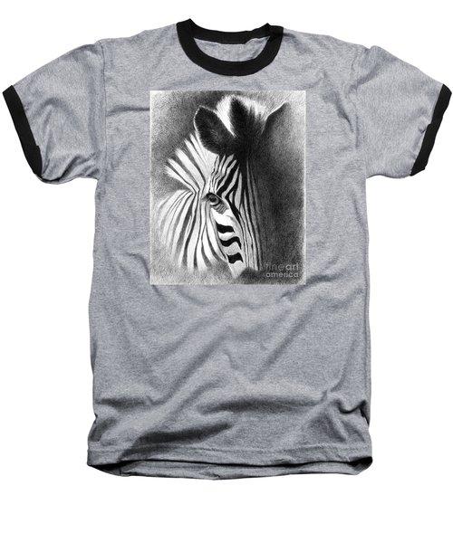 Incognito Baseball T-Shirt by Phyllis Howard