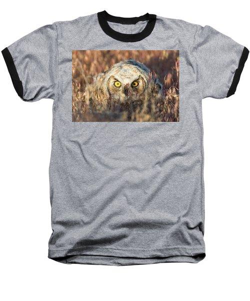 Incognito Baseball T-Shirt by Scott Warner