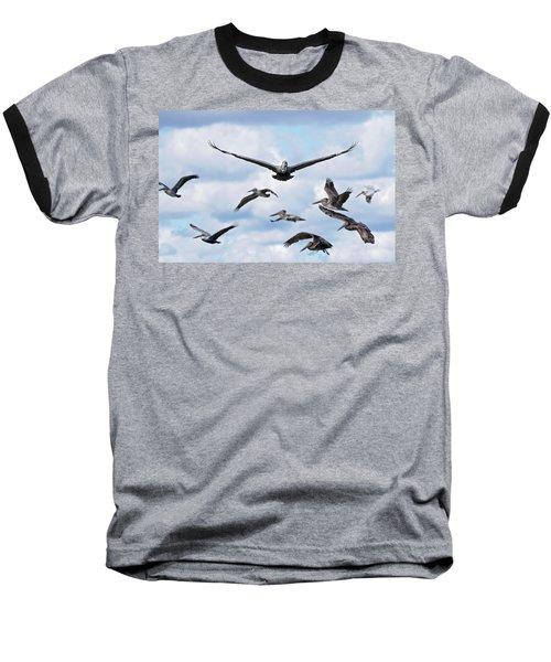 Incoming Baseball T-Shirt