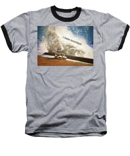 Incoming - Mondays Baseball T-Shirt