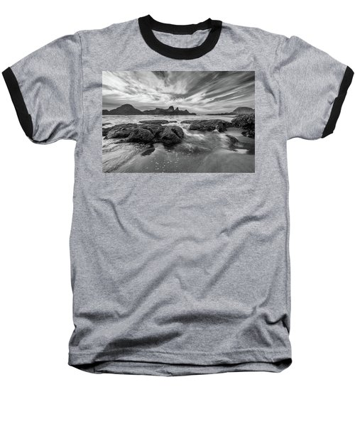 Incoming Tide Baseball T-Shirt