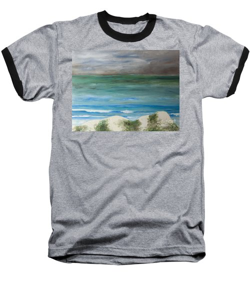 Incoming Weather Baseball T-Shirt
