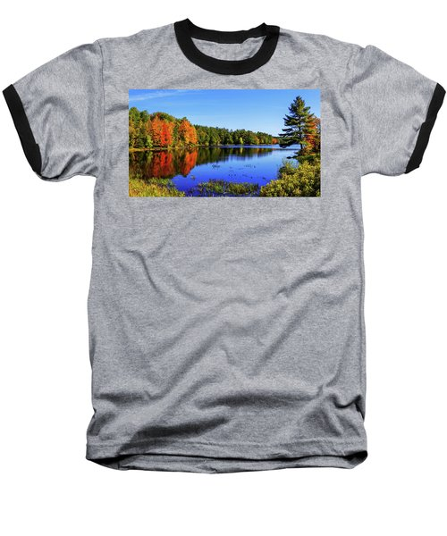 Baseball T-Shirt featuring the photograph Incredible by Chad Dutson
