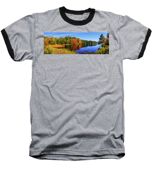 Baseball T-Shirt featuring the photograph Incredible Pano by Chad Dutson