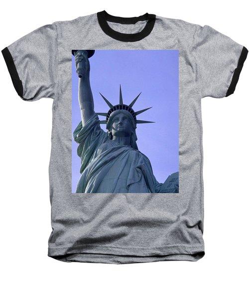 Independence Day Usa Baseball T-Shirt