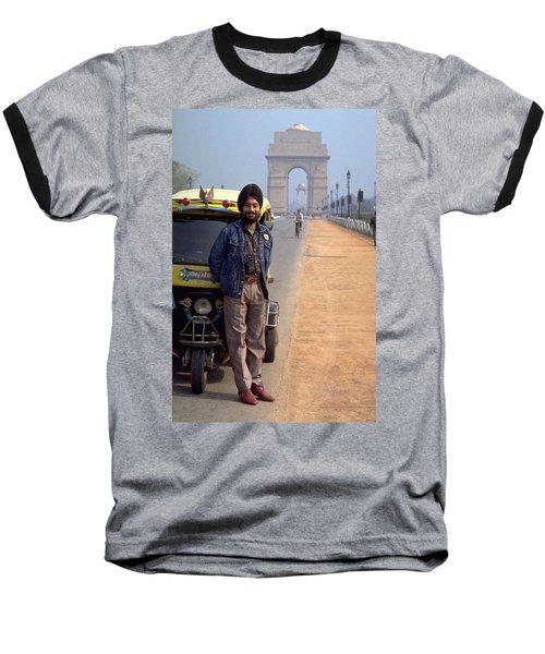 India Gate Baseball T-Shirt