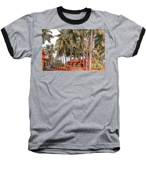 India House Baseball T-Shirt