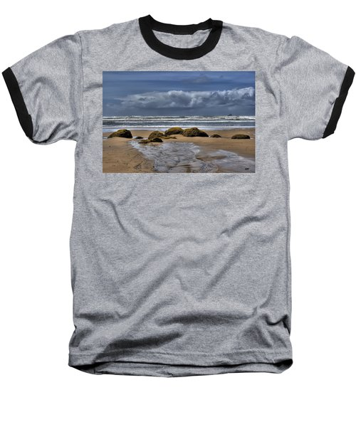 Indian Beach Baseball T-Shirt