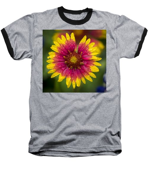 Indian Blanket Baseball T-Shirt