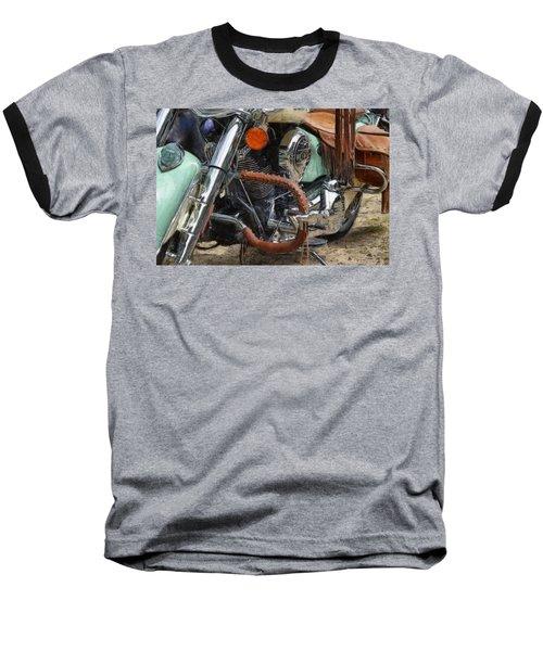Indian Chief Vintage Ll Baseball T-Shirt