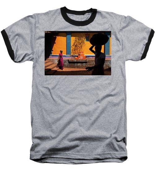 Indian Colors Baseball T-Shirt