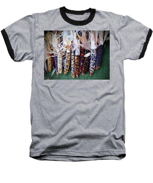 Indian Corn Baseball T-Shirt