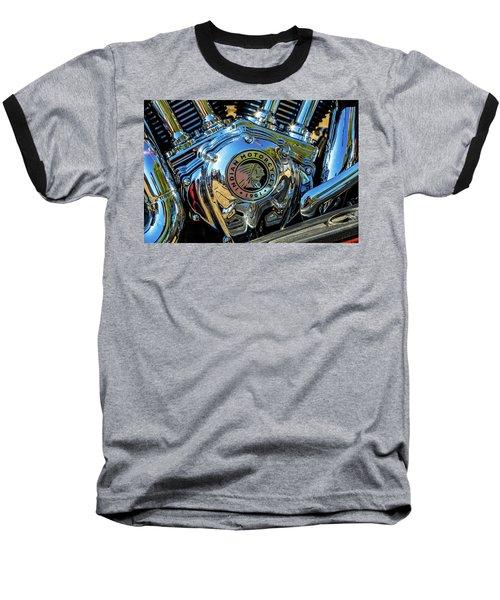 Indian Motor Baseball T-Shirt
