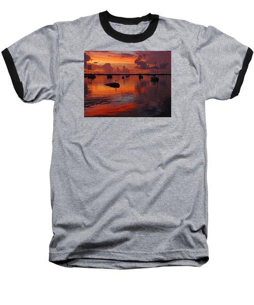 Indian River Sunrise Baseball T-Shirt