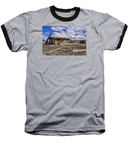 Baseball T-Shirt featuring the photograph Indian Trading Post Montrose Colorado by James Steele