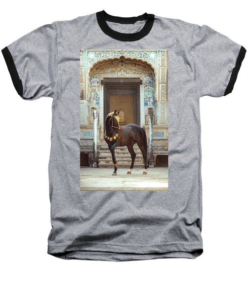 Indian Treasure Baseball T-Shirt