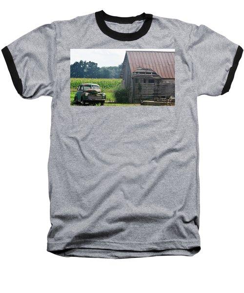 Indiana Back Road Common Denominator Baseball T-Shirt