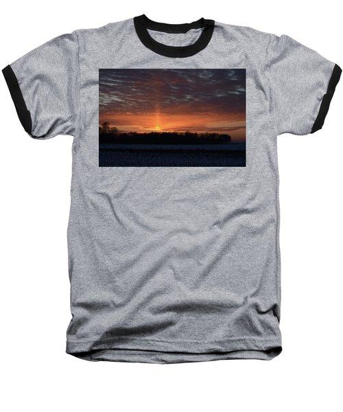Indiana Evening Baseball T-Shirt