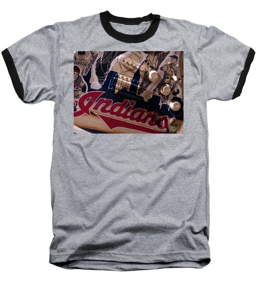 Indians Rock Baseball T-Shirt