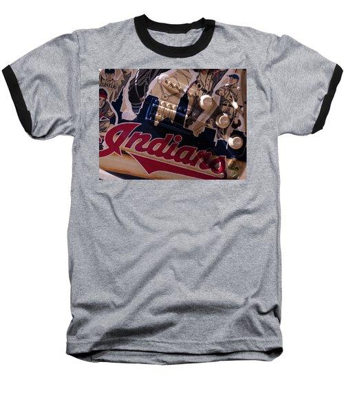 Indians Rock Baseball T-Shirt