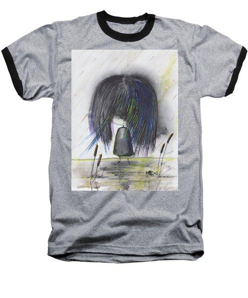 Indigo Child  Baseball T-Shirt