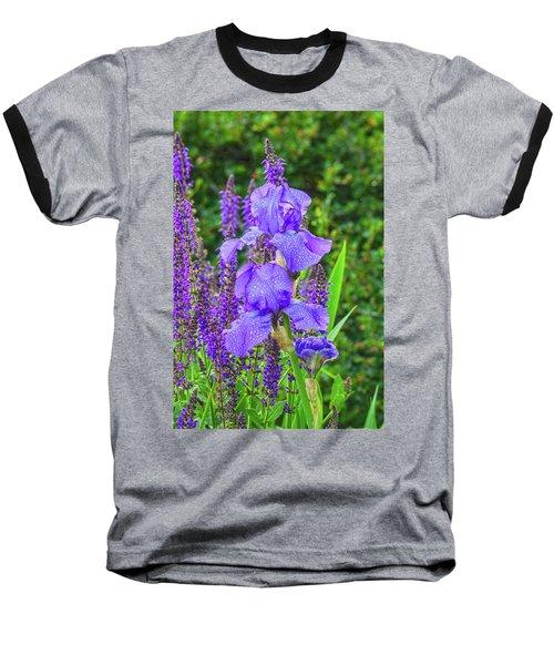 Indigo In Nature  Baseball T-Shirt
