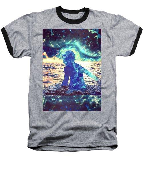 Indigo Baseball T-Shirt