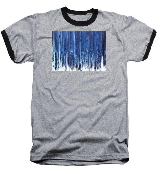 Indigo Soul Baseball T-Shirt by Ralph White