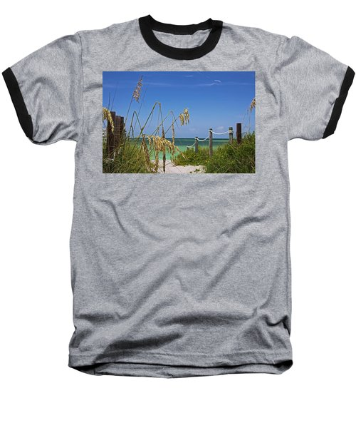 Baseball T-Shirt featuring the photograph Indulging In Memories by Michiale Schneider