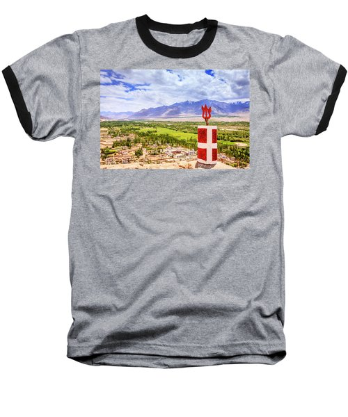 Baseball T-Shirt featuring the photograph Indus Valley by Alexey Stiop