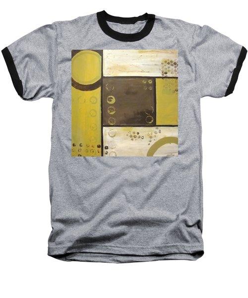 Industrial Circles No.2 Baseball T-Shirt