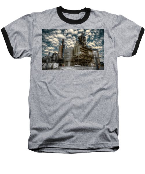 Industrial Disease Baseball T-Shirt