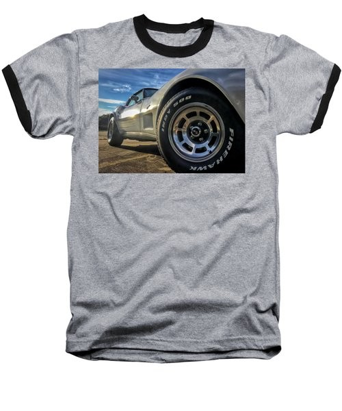 Indy 500 Color Baseball T-Shirt