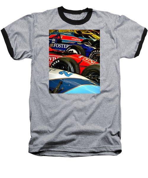Indy Past 21170 Baseball T-Shirt
