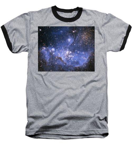Infant Stars In The Small Magellanic Cloud  Baseball T-Shirt