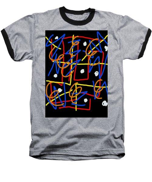 Infest The Cranium Baseball T-Shirt
