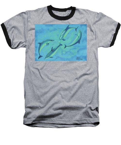 Infinity 2  Baseball T-Shirt