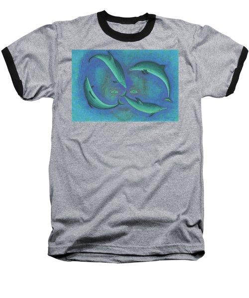 Infinity 4 Third Eye Baseball T-Shirt