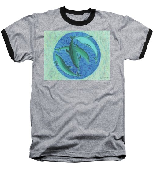 Infinity 5 Forever Peace Baseball T-Shirt