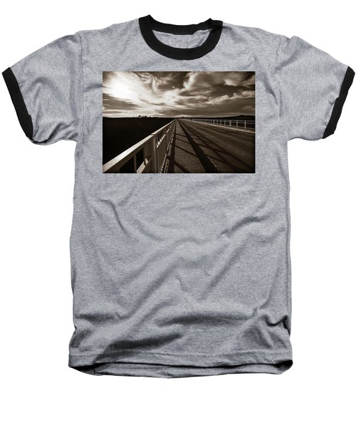 Baseball T-Shirt featuring the photograph Infinity by Marilyn Hunt