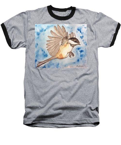 Inflight - Cropped Baseball T-Shirt
