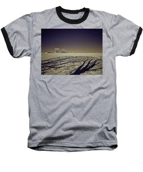 Infrared Landscape Lancaster Pa Baseball T-Shirt