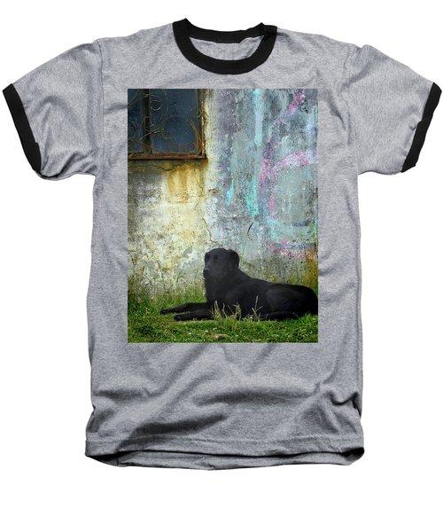 Ingapirca Incan Ruins 41 Baseball T-Shirt