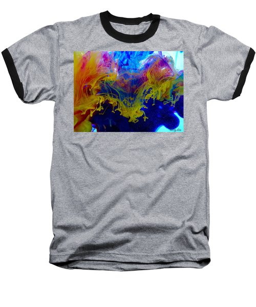 Ink Explosion 9 Baseball T-Shirt