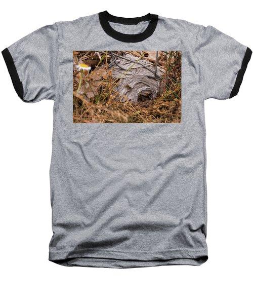 Baseball T-Shirt featuring the photograph Inl-14 by Ellen Lentsch