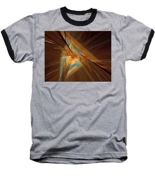 Inlaid Baseball T-Shirt