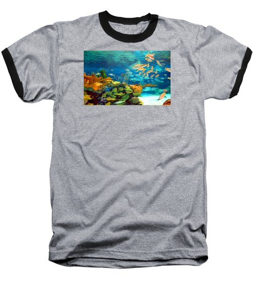 Inland Reef Baseball T-Shirt