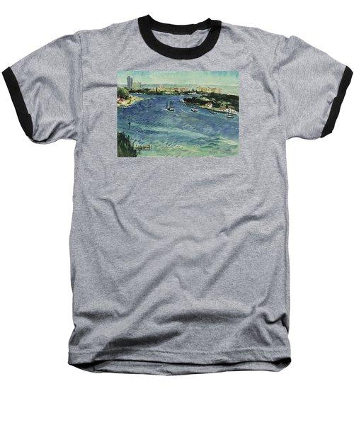 Inlet Baseball T-Shirt